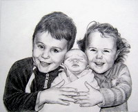 sample pencil sketch, pencil drawing - 97